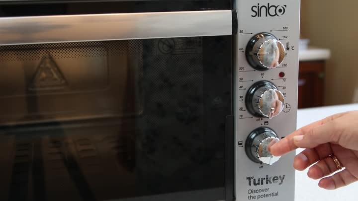 Духовой шкаф Sinbo SMO 3672