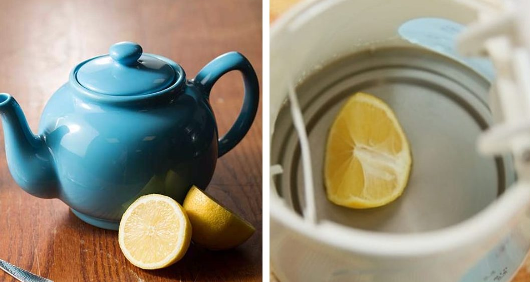 Лимон дли очистки чая