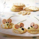 Фото 122: Мышата из сыра