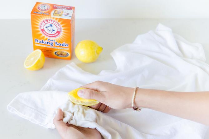 Лимон от плесени