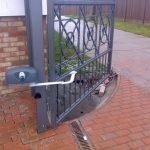 Фото 13: Автоматические ворота для гаража фото