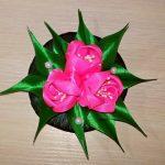 Фото 44: Букет тюльпанов канзанши