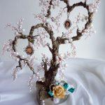 Фото 28: Дерево из жемчуга