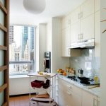 Фото 27: Интерьер малогабаритной кухни