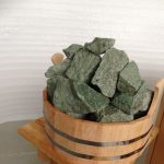 Фото 16: Камни для бани жадеит