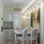 Фото 56: Кухня классическая
