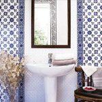 Фото 58: Плитка для ванной Майолика