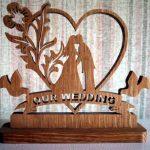 Фото 59: Подарок на деревянную свадьбу