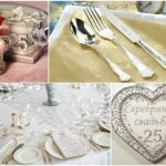Фото 24: Подарок на серебряную свадьбу