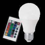 Фото 61: Светодиодные цветные лампы