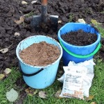 Фото 28: Удобрение почвы