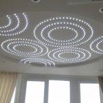 Фото 35: Узоры из светодиодной ленты