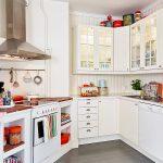 Фото 74: Форма кухни
