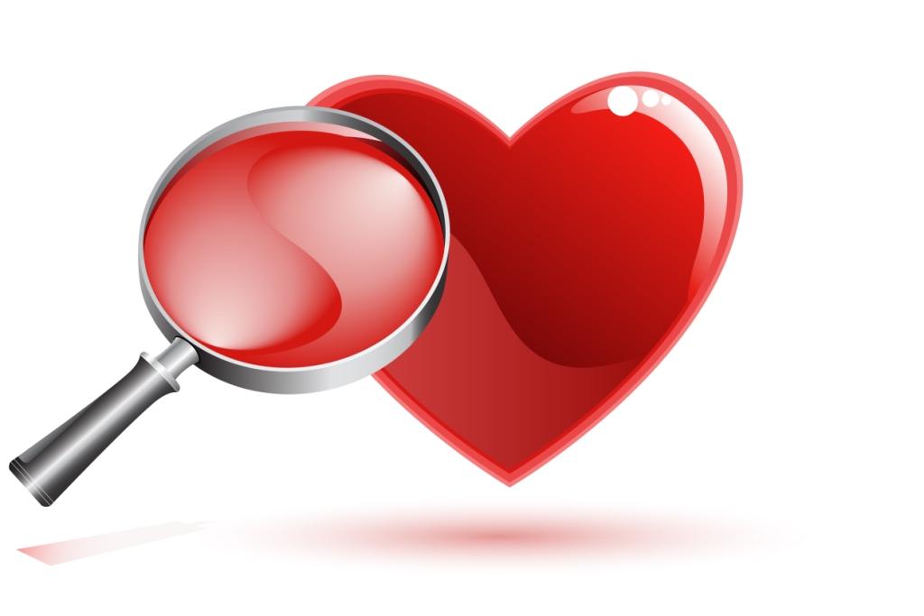 Поиск скрытых сердец