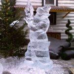 Фото 39: Ледовые фигуры