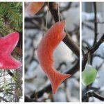 Фото 13: Подвесные ледяные фигурки