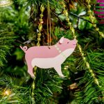 Фото 3: Свинка на елку