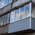 Фото 7: Балкон алюминий фото