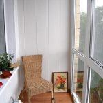 Фото 5: Балкон изнутри