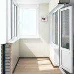 Фото 11: Балкон и лоджия