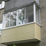 Фото 12: Балкон лоджия