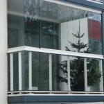 Фото 16: Витражный балкон