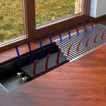 Фото 5: Внутрипольный конвектор