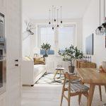 Фото 33: Дизайн дома гостиной