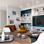 Фото 1: Дизайн квартиры