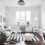 Фото 2: Дизайн спальни в доме