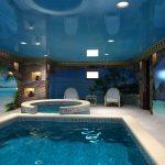 Фото 46: Дома бассейн