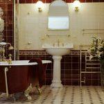 Фото 80: Интерьер ванной комнаты