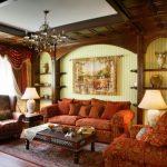 Фото 82: Интерьер гостиной стиль