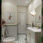 Фото 85: Интерьер туалета