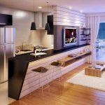 Фото 9: Кухня и зал