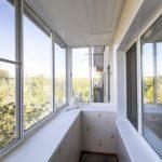 Фото 31: Лоджия окна