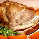 Фото 39: Мясо буженина