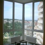 Фото 47: Панорамный балкон в доме