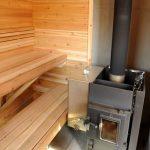 Фото 46: Печь с баком