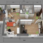 Фото 58: Планировка квартиры