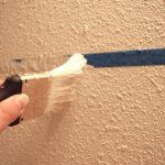 Фото 63: Рельефная краска стена
