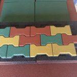 Фото 54: Ризиновые разные плитки