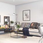 Фото 74: Скандинавский стиль в квартире