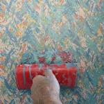 Фото 30: Стена краска