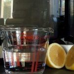 Фото 33: Уксус и лимон
