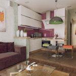 Фото 68: Уютная квартира - студия