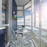 Фото 50: Фото балкона