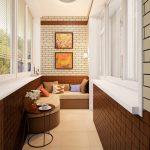 Фото 5: Балкон в квартире