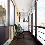 Фото 14: Балкон фото