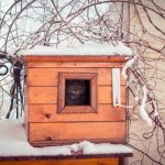 Фото 65: Будка для кошки